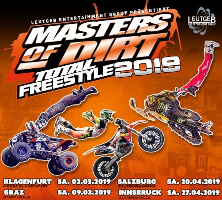 Masters of Dirt 2019 Special - © Copyright by Leutgeb Entertainment Group